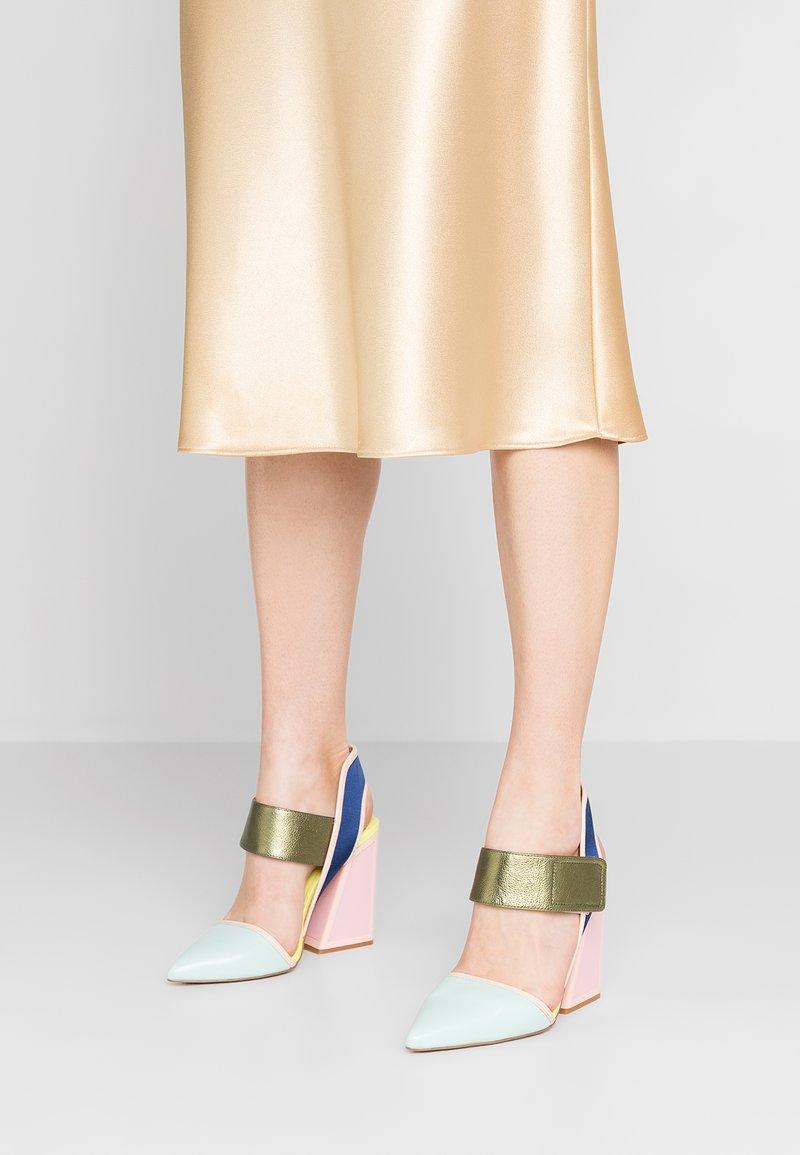 Kat Maconie - IZZY - Højhælede pumps - multicolor/pastels