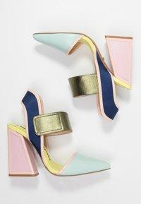 Kat Maconie - IZZY - Højhælede pumps - multicolor/pastels - 3