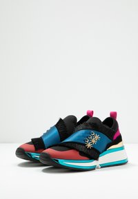 Kat Maconie - MAXIE - Mocassins - black/multicolor - 4