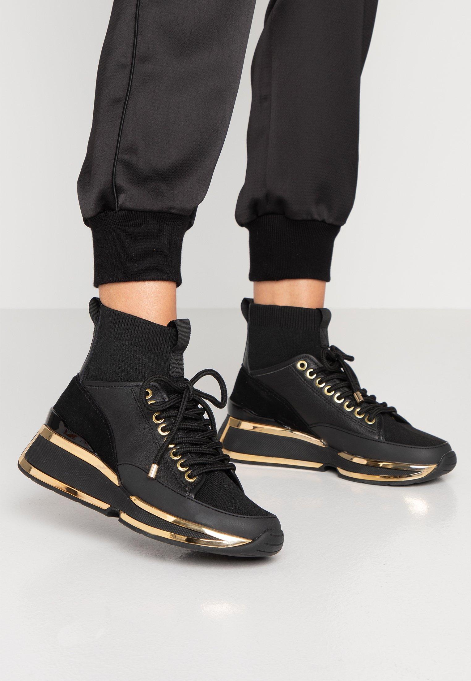 Kat Maconie RUTHIE - Sneakers alte black