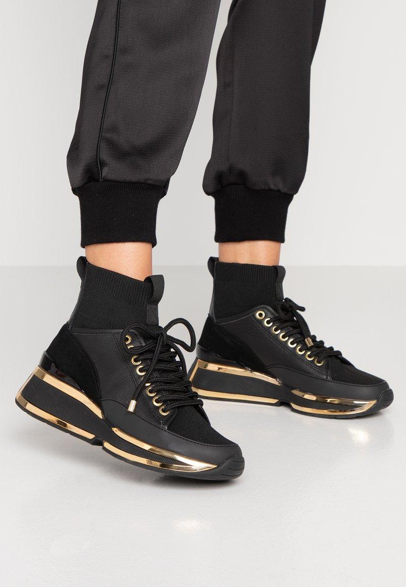 Kat Maconie - RUTHIE - Sneaker high - black