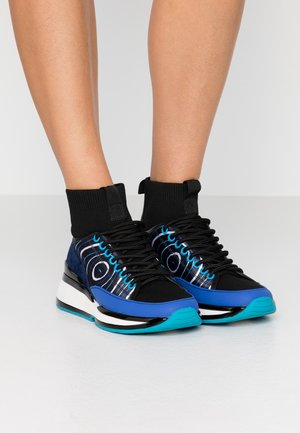 RUTHIE - High-top trainers - black