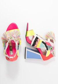 Kat Maconie - AYA - Sandály na vysokém podpatku - colour pop - 3
