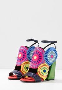 Kat Maconie - FRIDA - Sandály na vysokém podpatku - glitch/multicolor - 4