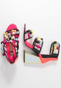 Kat Maconie - CARDI - Sandály na vysokém podpatku - multicolor - 3