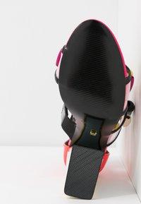 Kat Maconie - CARDI - Sandály na vysokém podpatku - multicolor - 6