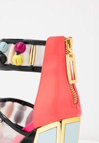 Kat Maconie - CARDI - Sandály na vysokém podpatku - multicolor - 2
