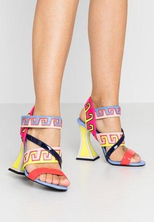 ESME - Sandály na vysokém podpatku - multicolor