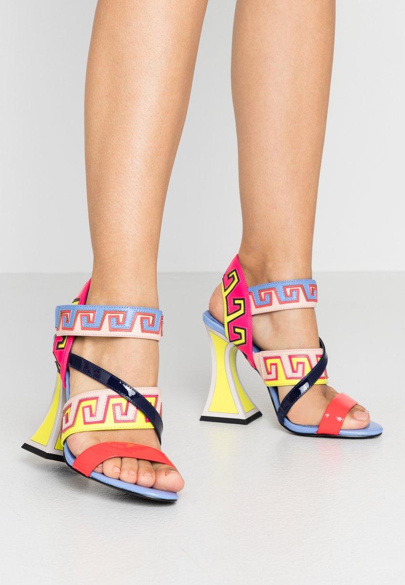 Kat Maconie - ESME - Sandály na vysokém podpatku - multicolor