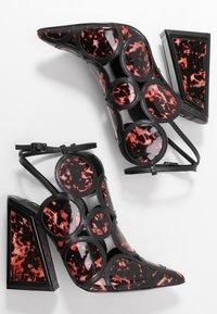 Kat Maconie - RAVEN - High heels - red - 3