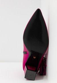 Kat Maconie - ALICIA - Kotníková obuv na vysokém podpatku - teaberry - 6