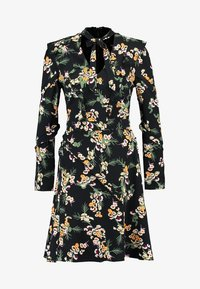Karen Millen - DARK DAISY PRINT - Day dress - multicolour - 4