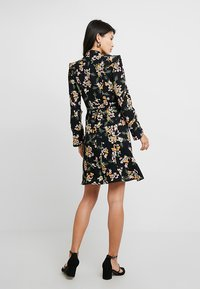 Karen Millen - DARK DAISY PRINT - Day dress - multicolour - 2