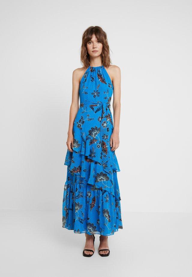 FOLK FLORAL PRINT COLLECTION - Cocktail dress / Party dress - blue multi