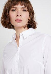 Karen Millen - TUNIC - Camicia - white - 3