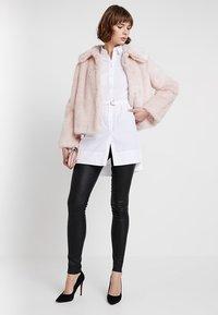 Karen Millen - TUNIC - Camicia - white - 1