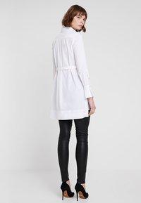 Karen Millen - TUNIC - Camicia - white - 2