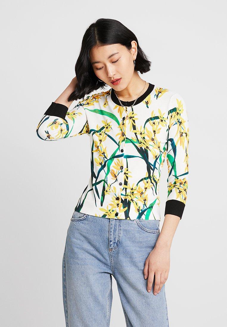 Karen Millen - FLORAL PRINT  - Cardigan - multicolour