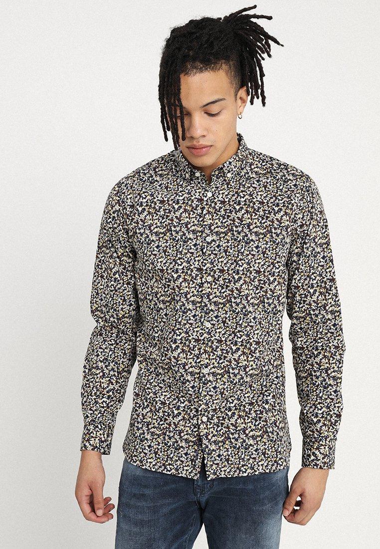 Knowledge Cotton Apparel - FLOWER PRINTED - Shirt - pale mauve