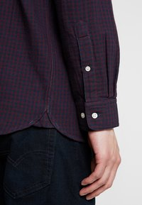 Knowledge Cotton Apparel - DOUBLE LAYER CHECKED  - Košile - fig - 5