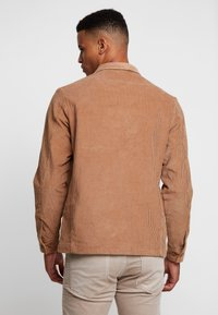 Knowledge Cotton Apparel - WALES OVERSHIRT WITH BUTTON - Korte jassen - tuffet - 2