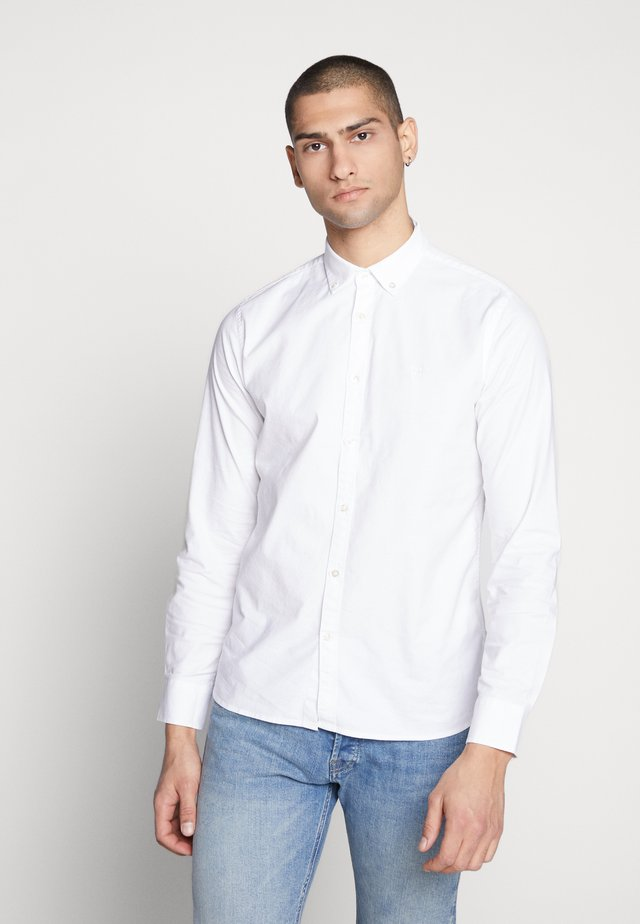 ELDER SMALL OWL OXFORD - Shirt - bright white
