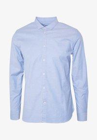Knowledge Cotton Apparel - ELDER SMALL OWL OXFORD - Shirt - lapis blue - 3