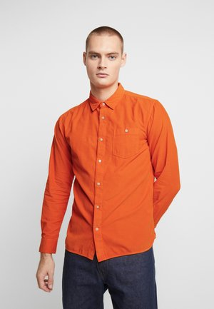 Shirt - persimmon orange