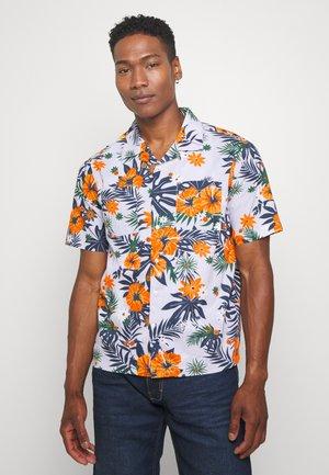 WAVE FLOWER SHIRT - Shirt - multi-coloured