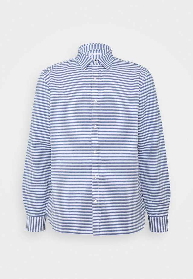 ELDER STRIPED  - Skjorta - blue