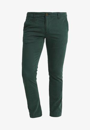 PISTOL JOE - Chino kalhoty - bistro green