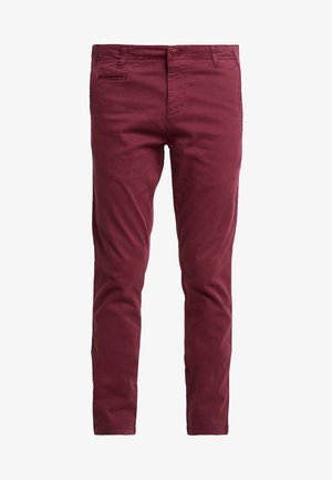 JOE STRETCHED  - Trousers - fig