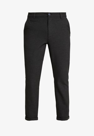 JOE GARMENT DYED STRETCHED PANT - Kalhoty - total eclipse