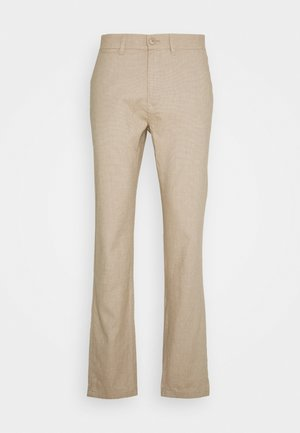 CHUCK REGULAR PANT - Trousers - beige