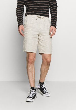 BIRCH LOOSE HEAVY - Shortsit - beige