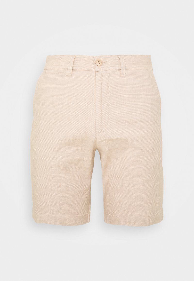Knowledge Cotton Apparel - CHUCK REGULAR - Shorts - beige