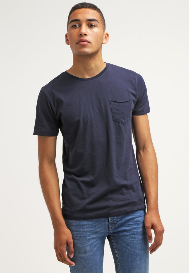 T-paita - dark blue