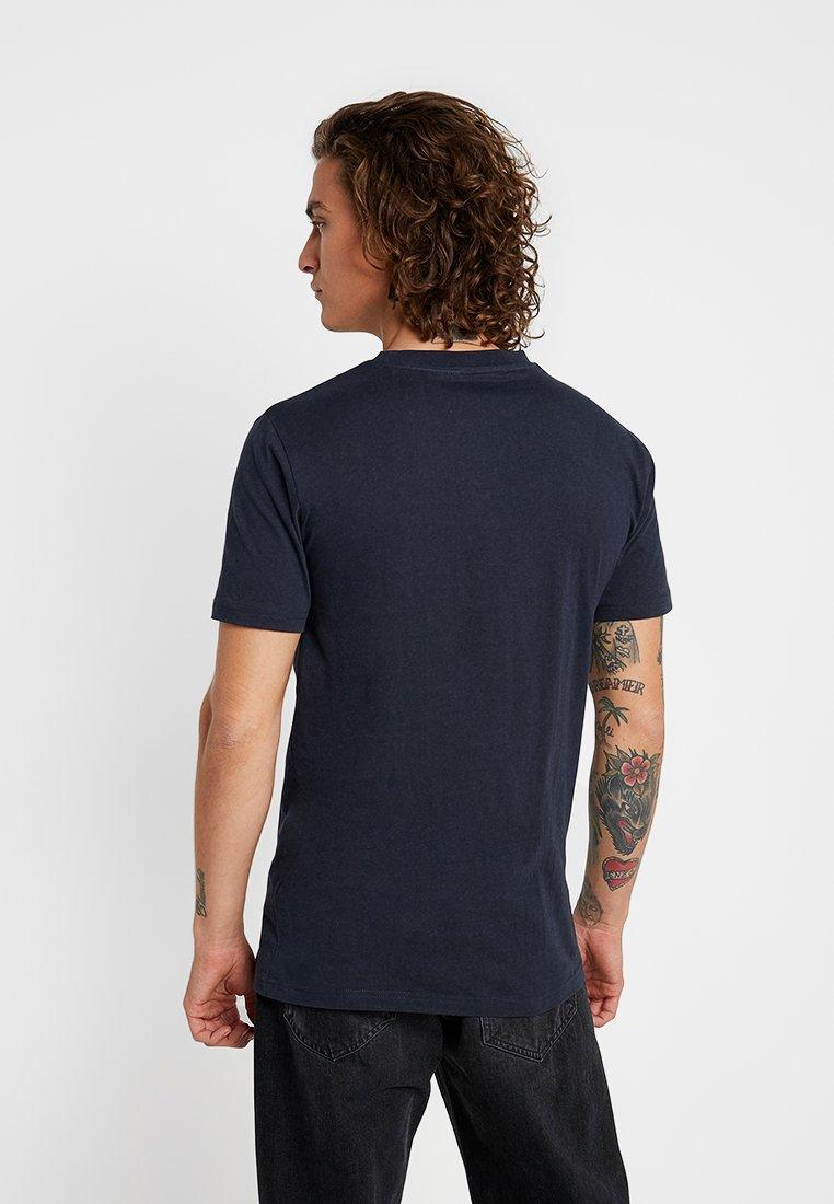 shirt Cotton With Chest Imprimé Knowledge Eclipse Total Owl LogoT Apparel AL4R3q5j