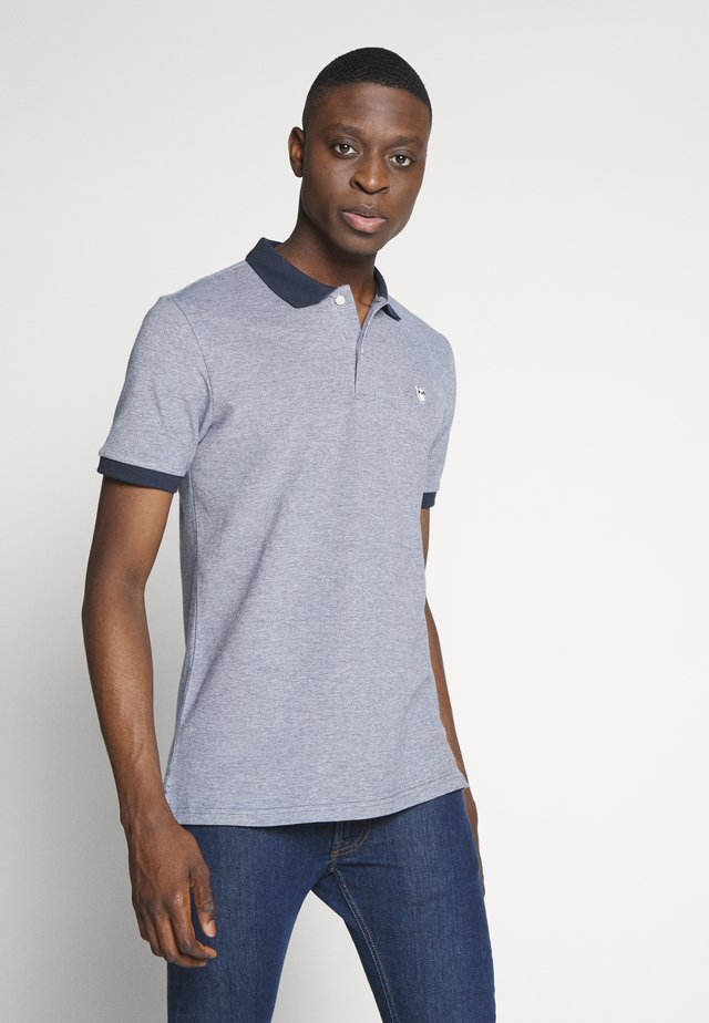 ROWAN YARNDYED  - Polo shirt - total eclipse