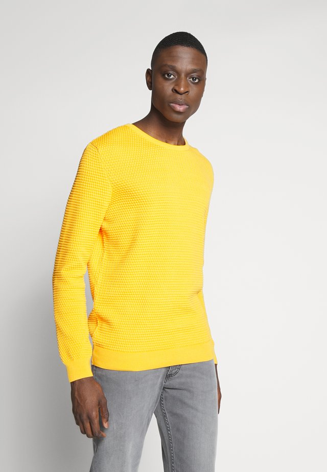 Strickpullover - zennia yellow
