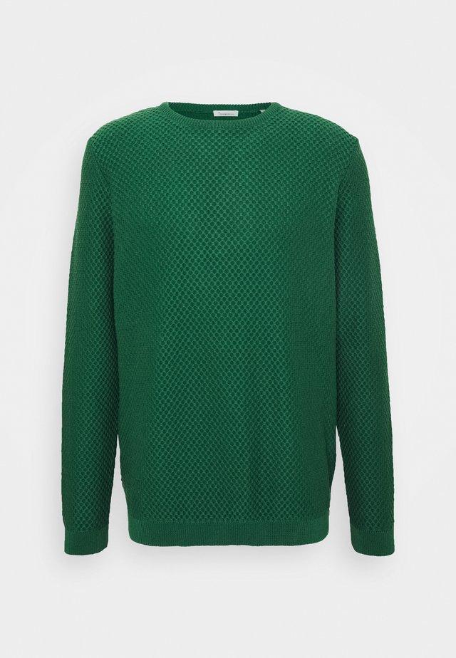 FIELD CREW NECK - Jumper - green
