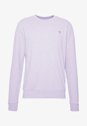 BASIC - Sweatshirt - lavender melange