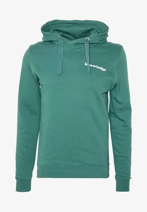 SIGNITURE WAVE HOODIE - Sweat à capuche - pineneedle