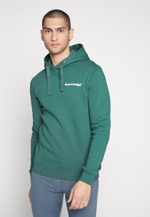 SIGNITURE WAVE HOODIE - Mikina s kapucí - pineneedle