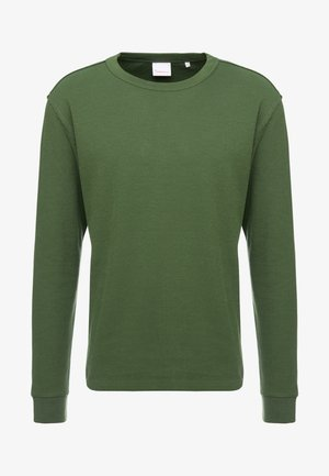 RIBBING  - Mikina - green forest