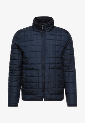 REVERSIBLE QUILTED JACKET - Leichte Jacke - total eclipse