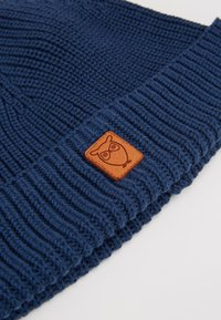 Knowledge Cotton Apparel - RIBBING HAT SHORT - Beanie - blue - 2