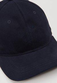 Knowledge Cotton Apparel - Kšiltovka - dark blue - 2