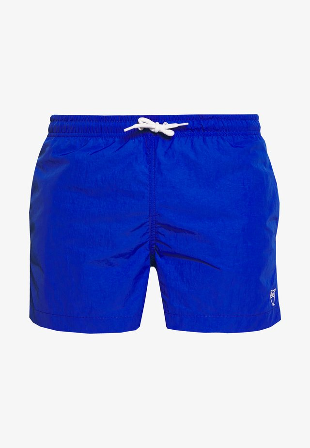 BAY OWL - Swimming shorts - blue