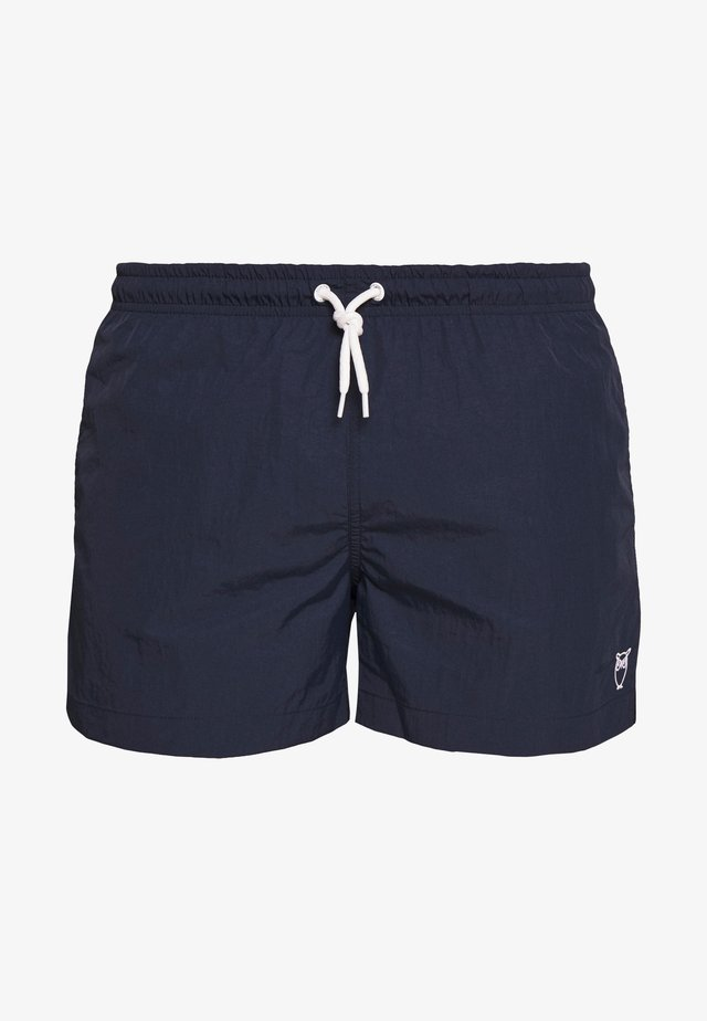 BAY OWL - Swimming shorts - dark blue